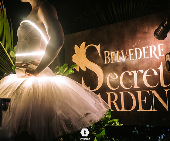 Belvedere Secret Garden Party
